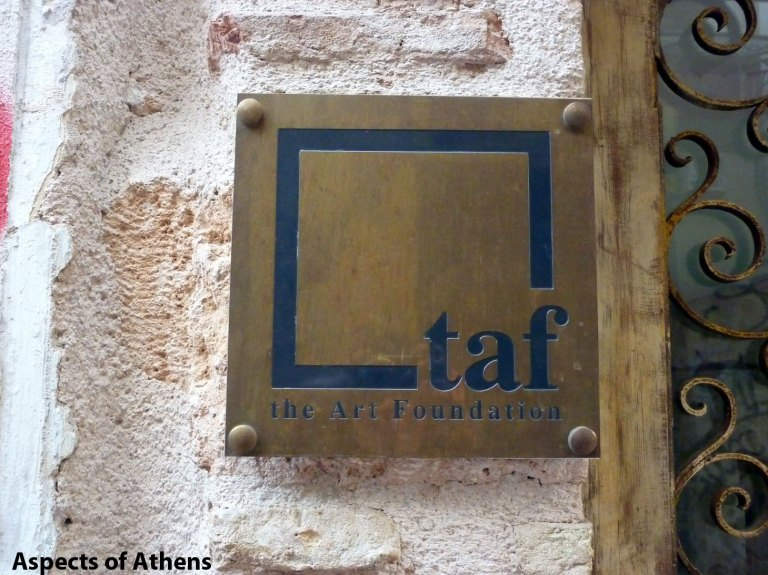 the art foundation taf