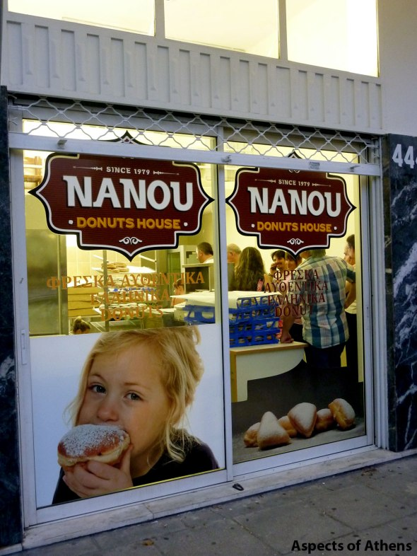 Nanou Donuts Egaleo