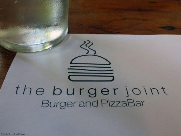 burger joint glyfada