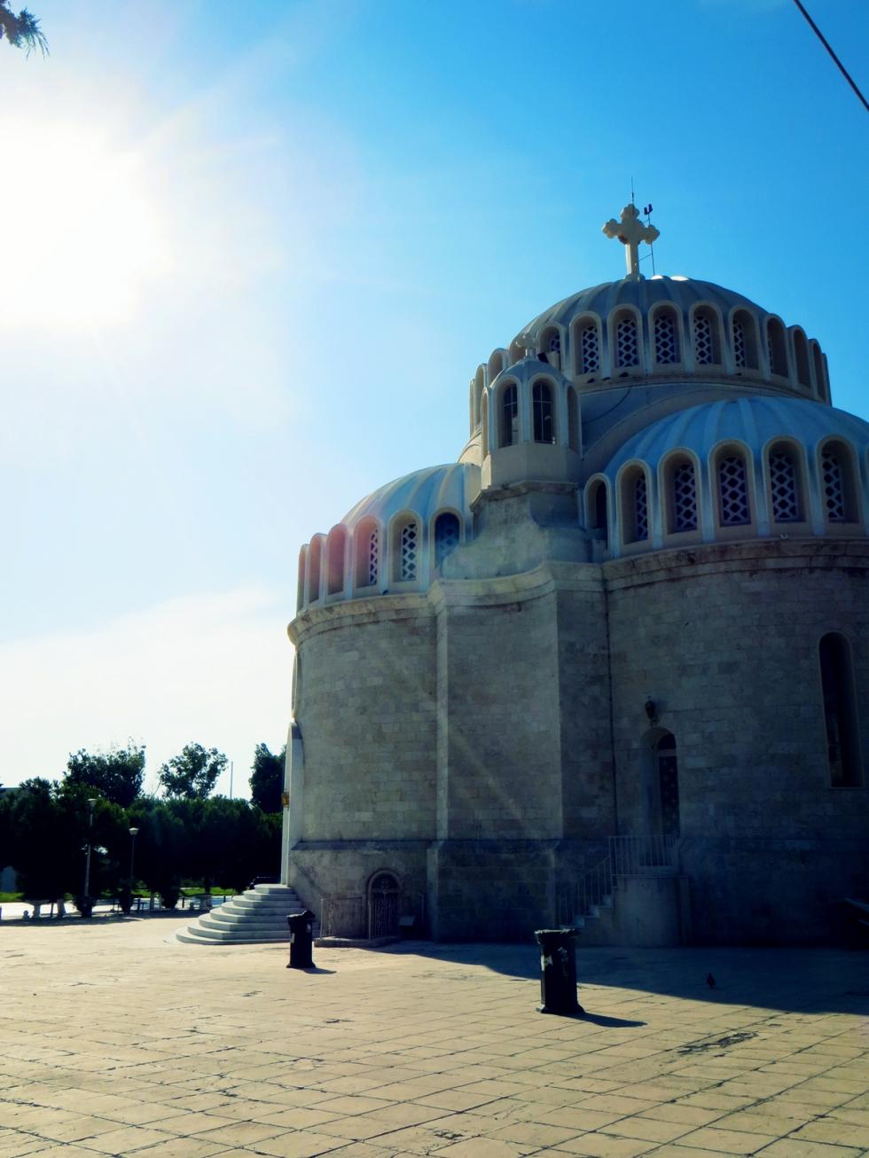 Saint Constantine and Helen church, Glyfada